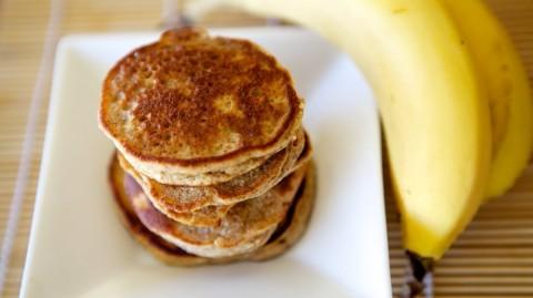 Banana Pikelets