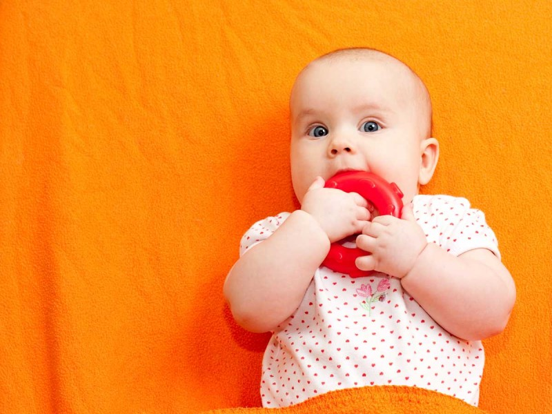 Your Guide To Teething