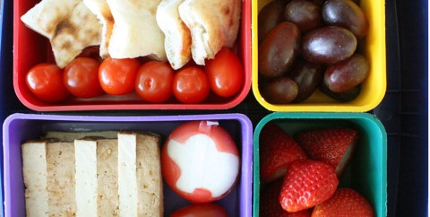 How to Sneak More Veg Into Your Kids Lunchbox