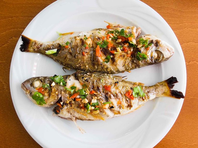 Eating Fish During Pregnancy Importance Of Dha