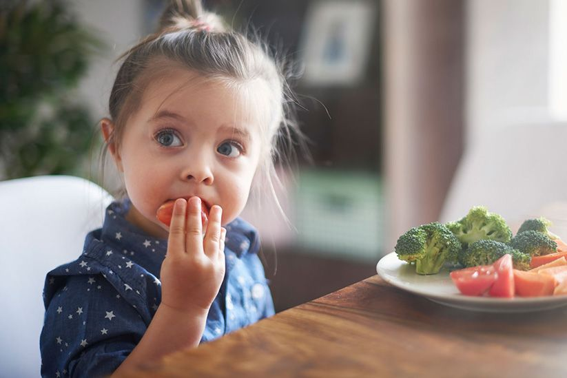 How Much To Feed Your Toddler