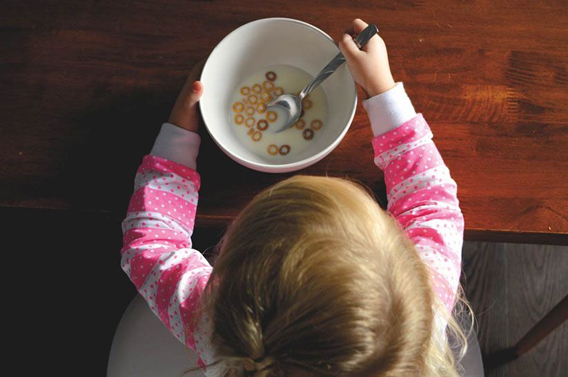 Kids Easy Breakfast