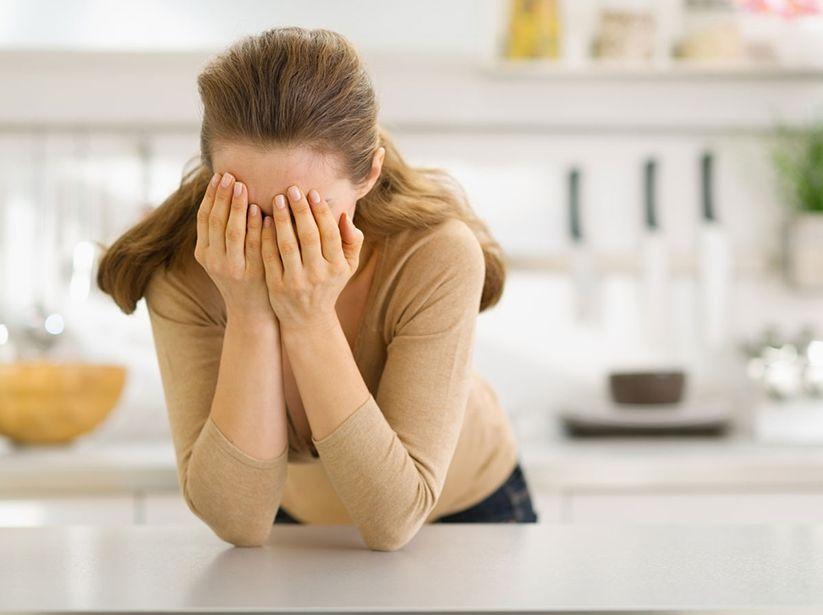 Postnatal Depression Burton Story