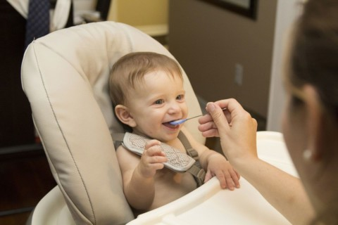 Starting Solids For Babies