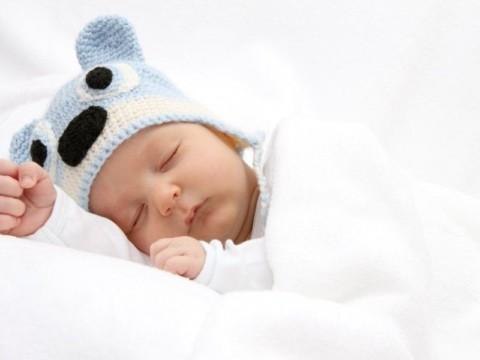 Animation: Baby Sleep Timeline