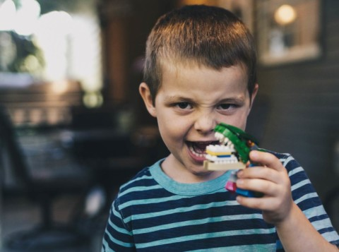 Video: How to Deal with a Biting Toddler