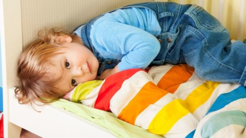 Handling Toddler Sleep Anxiety
