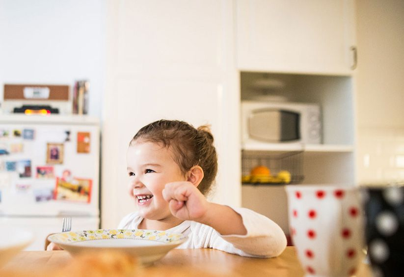 When To Feed Your Toddler