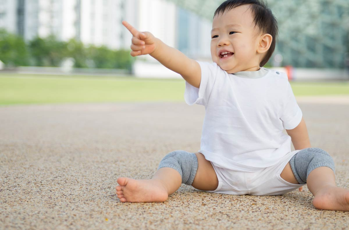 how your baby learns to talk
