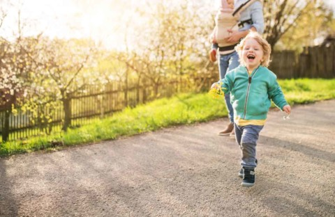 Video: When Your Toddler Wants to Run Away