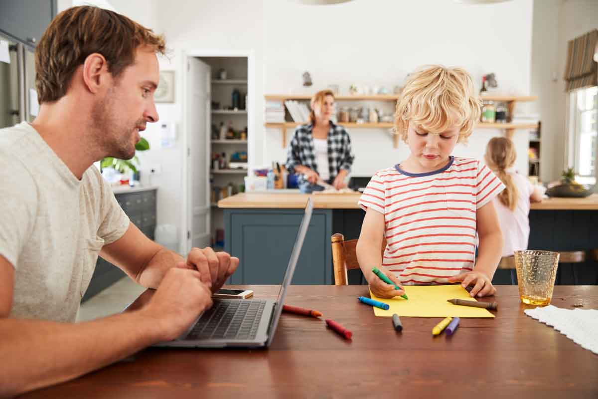 7 mistakes working mums make