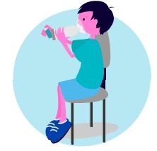 asthma attack mum+