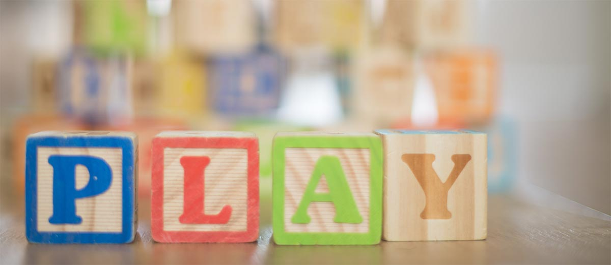 Toddler's Can Learn from Play