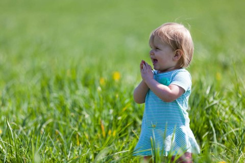Video: Talking with Your Toddler Helps Them Develop
