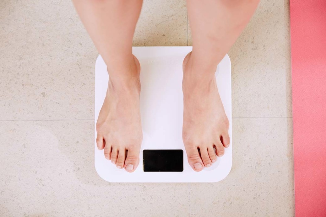 Pregnancy weight and the Eating For Two myth